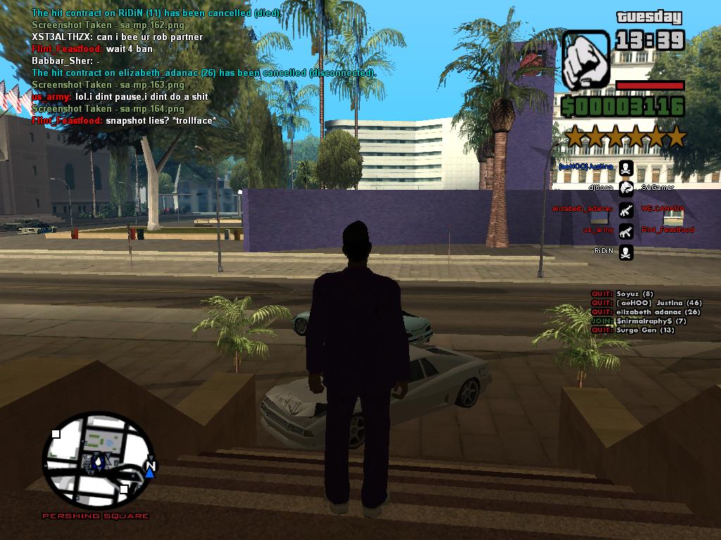 Get GTA Mods: Gta San Andreas Samp Health Hack