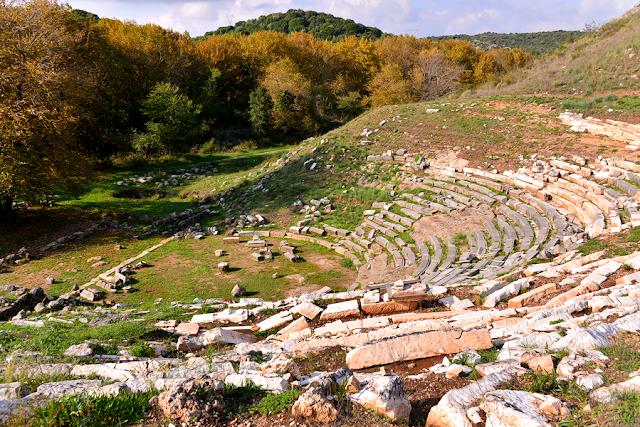 Προχωρούν οι πολιτιστικές διαδρομές στα Αρχαία Θέατρα της Ηπείρου