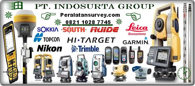 Toko Peralatan Survey dan Pemetaan DI Semarang Jawa Tengah
