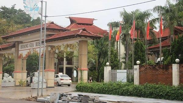 Khu resort Hoàng Gia Quy Nhơn