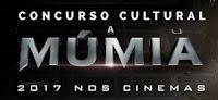 Concurso Cultural 'A Múmia' Cinemark