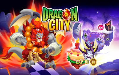 imagen de la carrera heroica noble dragon amuka
