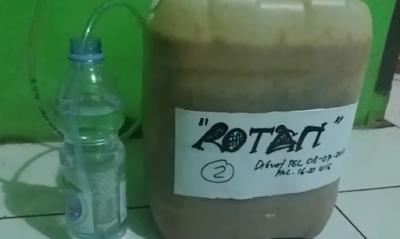 cara membuat ramuan organik tanaman