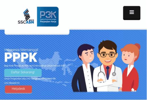 Rekrutmen PPPK 2019 Kemenag Dibuka Hari Ini, Ada 20.790 Formasi
