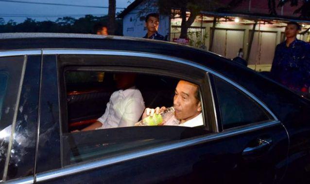 "Jokowi Ingin Kepastian Pencalonannya lewat ""Presidential Threshold""?"