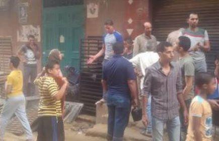 إصابة 31 شخصا فى انفجار أنبوبة بمخبز بميت غمر