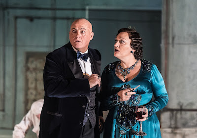 Richard Strauss: Salome - John Daszak, Michaela Schuster - Royal Opera House, Covent Garden (Photo ROH/Clive Barda)
