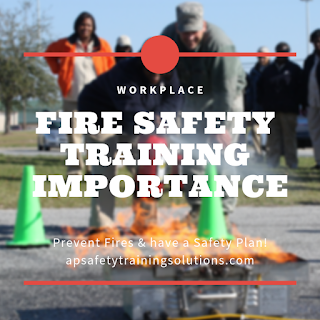 Fire Safety Training Importance