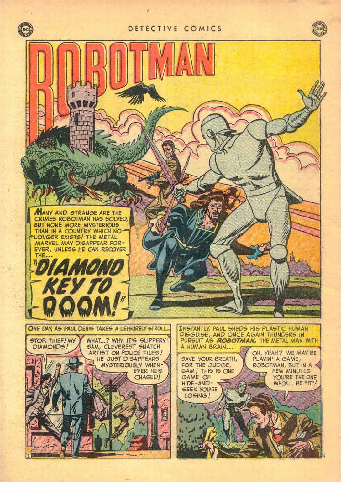 Read online Detective Comics (1937) comic -  Issue #161 - 27