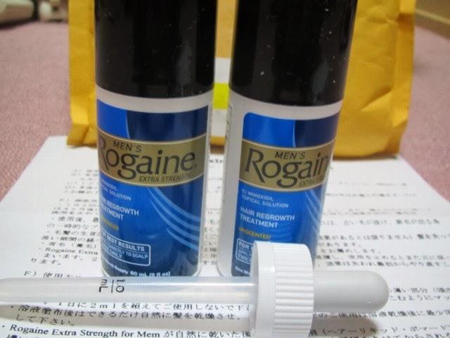 「ロゲイン」使用で頭皮が赤く炎症し頭皮のかゆみを体験!