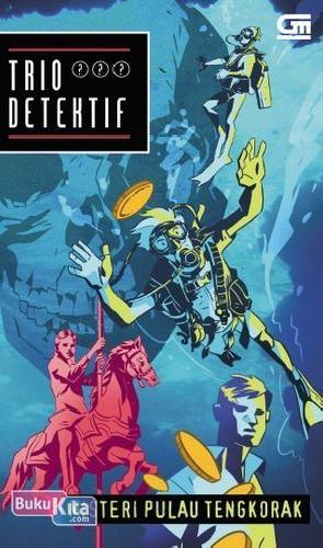 Trio Detektif 6- Misteri Pulau Tengkorak