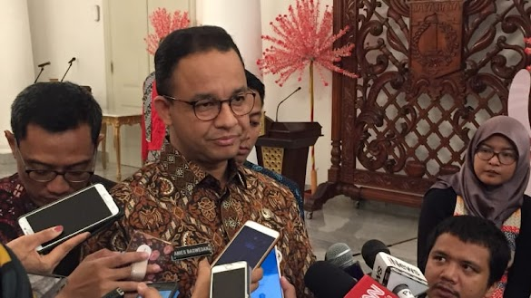 Anies Sudah Tahu Pencalonan Sandi Jadi Cawapres Prabowo