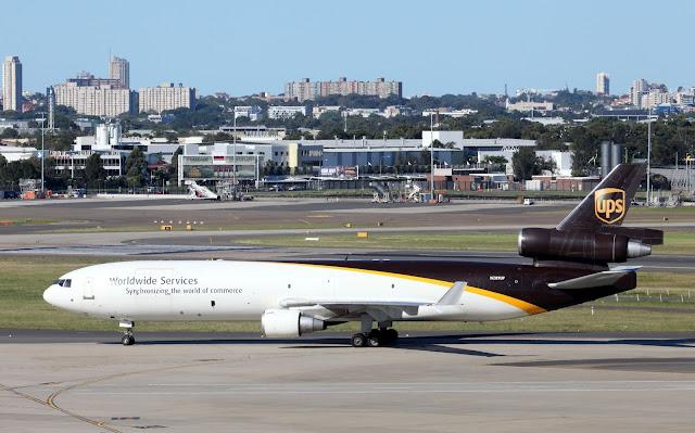 McDonnell Douglas MD-11(F) N289UP United Parcel Service (UPS)