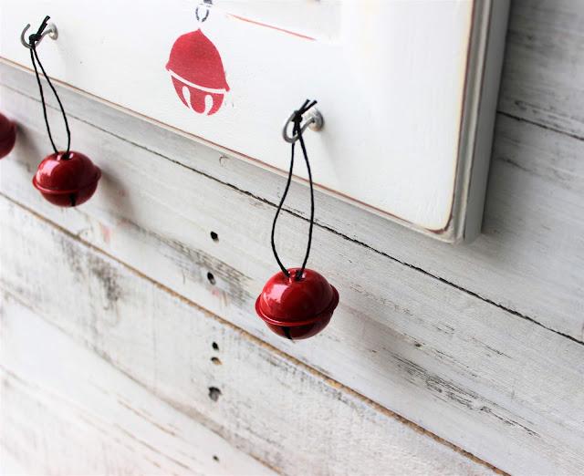 Target Wondershop Red Jingle Bell 4 Pack