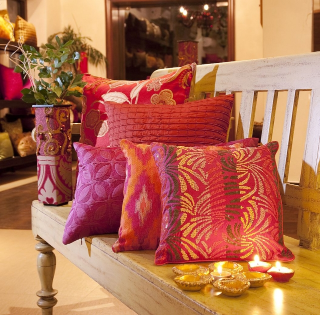 Diwali Decoration Lights Home: Foundation Dezin & Decor...: Diwali Decorations 2015