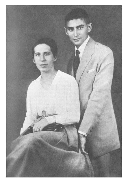 Δεύτεροι αρραβώνες με τη Φελίτσε Μπάουερ (1917)