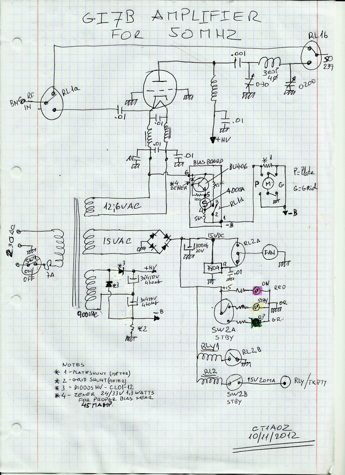Amplificador Linear Para 50mhz