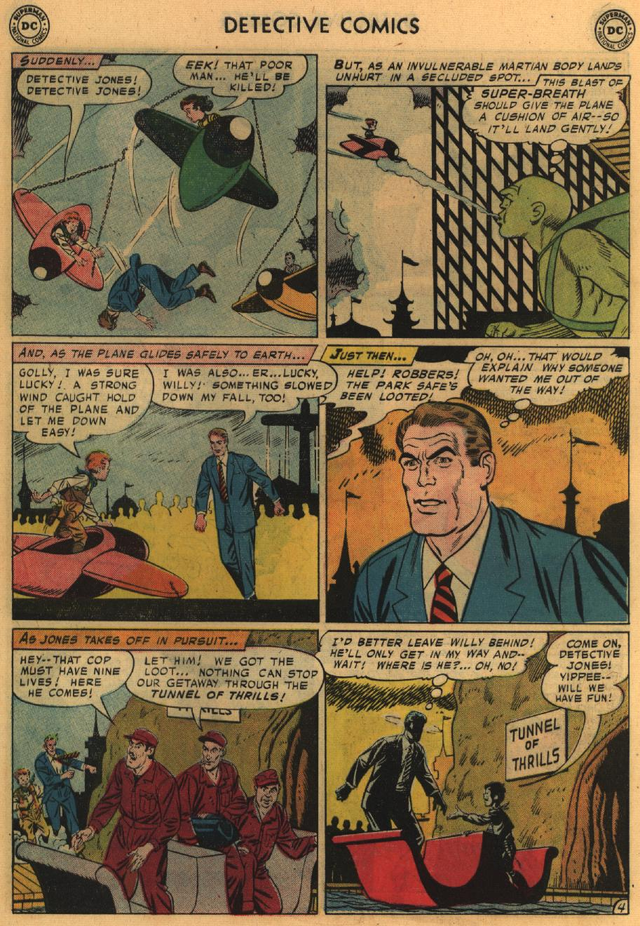Detective Comics (1937) 256 Page 28