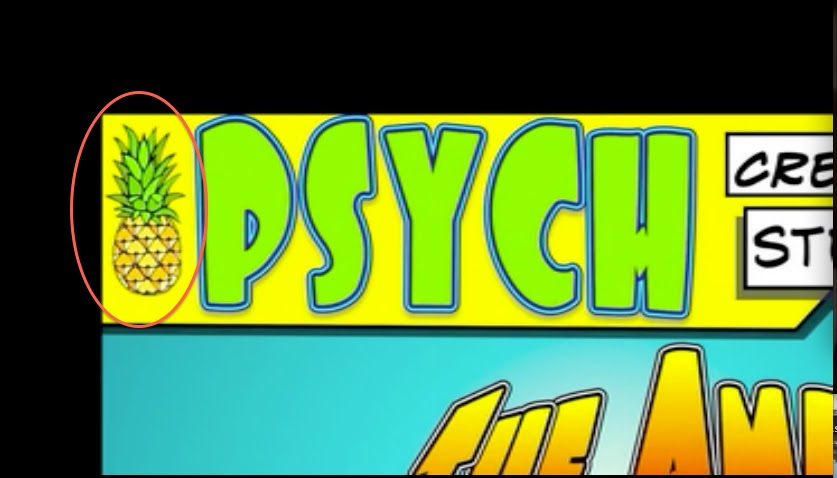 Psych Pineapple Watch: 2012