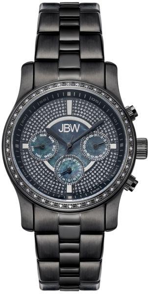 56e5fc54b سعر ساعة رجالية من جي بي دبليو مرصعة بـ12 الماسة ومطلية بالذهب، J6329B في السعودية  السعر : 800 ريـال سعودي