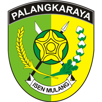 Logo Kota Palangka Raya PNG