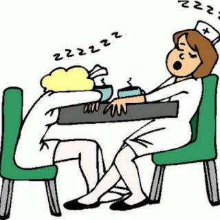 Nurses know the struggles of sleep deprivation