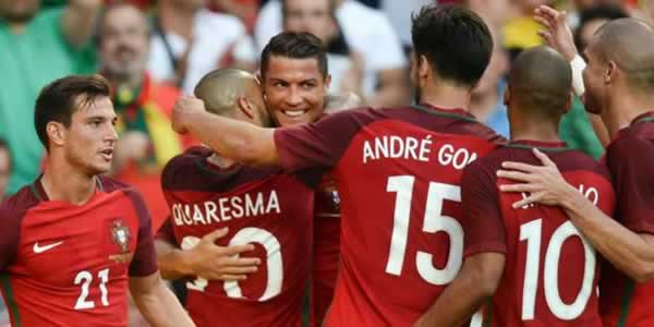 Nonton Online Polandia vs Portugal Live Streaming RCTI Euro 2016