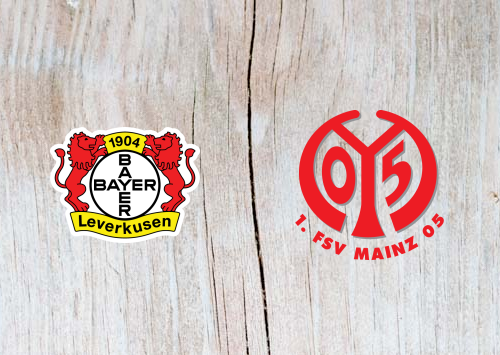 Bayer Leverkusen vs Mainz 05 Highlights 23 September 2018