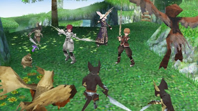 RPG IRUNA Online MMORPG Apk v3.3.2E Mod (God Mode/Map Teleport)-2