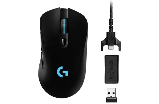 @LogitechG Launches New POWERPLAY Charging System And LIGHTSPEED Technology