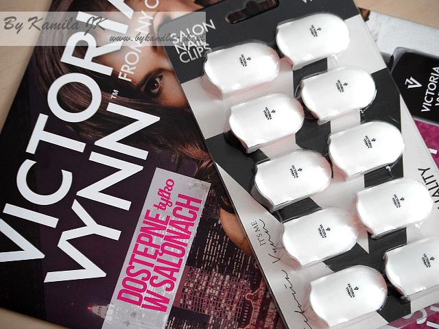 Victoria Vynn manicure hybrydowy klipsy do usuwania lakierów hybrydowych