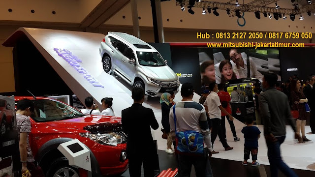 paket kredit dp super ringan all new pajero sport 2018