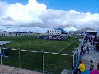 Barra da Estiva campeã da Copa Chapada Forte