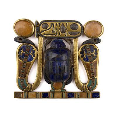Tutankhamun Jewellry