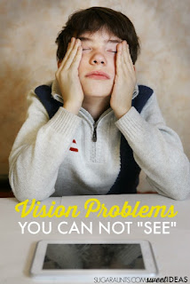 Read more about visual problems in kids and visual perceptual skills kids need for learning.