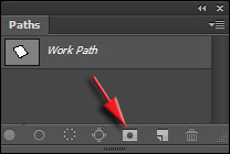 Ad a mask button in Paths panel