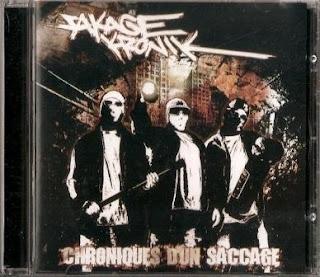 Sakage Kronik - Chroniques D'un Saccage (2005) WAV