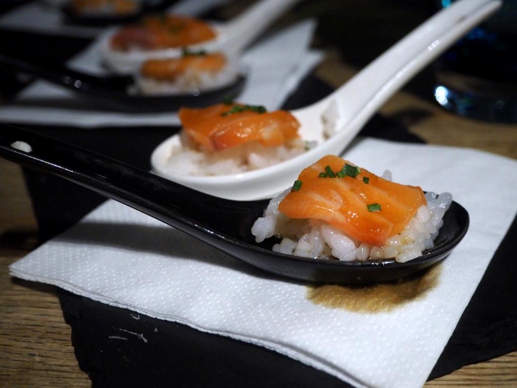 sushi restaurant london