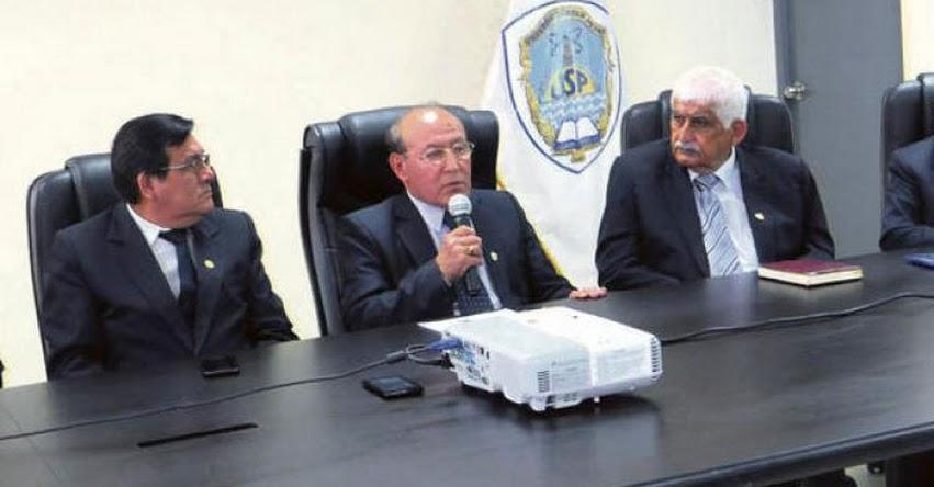 Sentenciado rector de la Universidad San Pedro (USP) seguirá como rector pese a no ser reconocido por la SUNEDU
