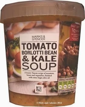 Marks & Spencer Tomato & Kale Soup