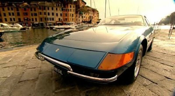 Top Gear (UK) - Season 12 Episode 05: 40th Birthday Ferrari Daytona