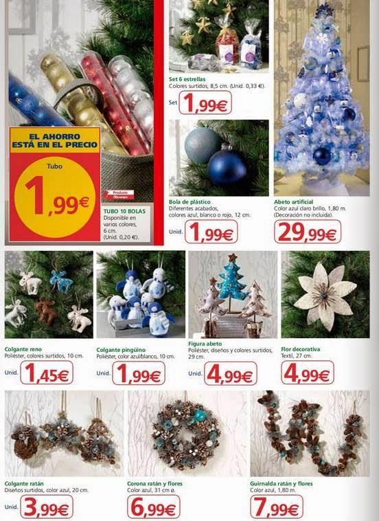 1ab549a3b2d Adornos De Navidad Alcampo   Madebymcl
