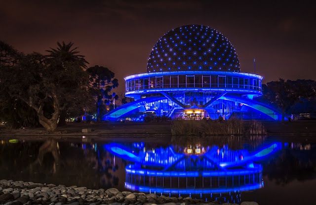 Planetario Galileo Galilei em Buenos Aires