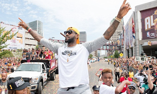 LeBron James Is NOT Going To Rio Olympics But Not Because Of Zika