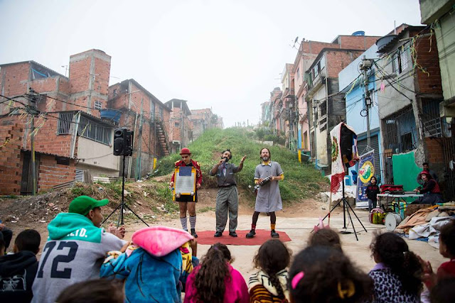 Projeto leva circo de graça para comunidades de São Paulo, Cubatão e São Bernardo do Campo em Abril