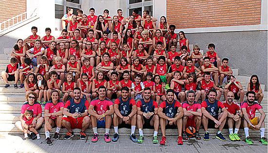 Campus CAS Villa Aranjuez Baloncesto