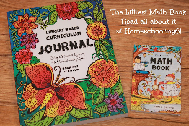 The Littlest Math Book Review by Homeschooling6