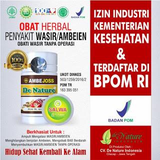 Jual Ambejoss Obat Wasir di Makassar