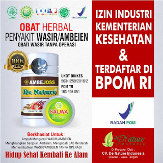 Jual Ambejoss Obat Wasir di Yogyakarta