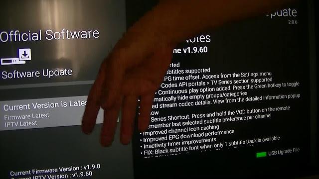 طريقة تحديث جهاز إيكون إيرون 4k والإيكون برو